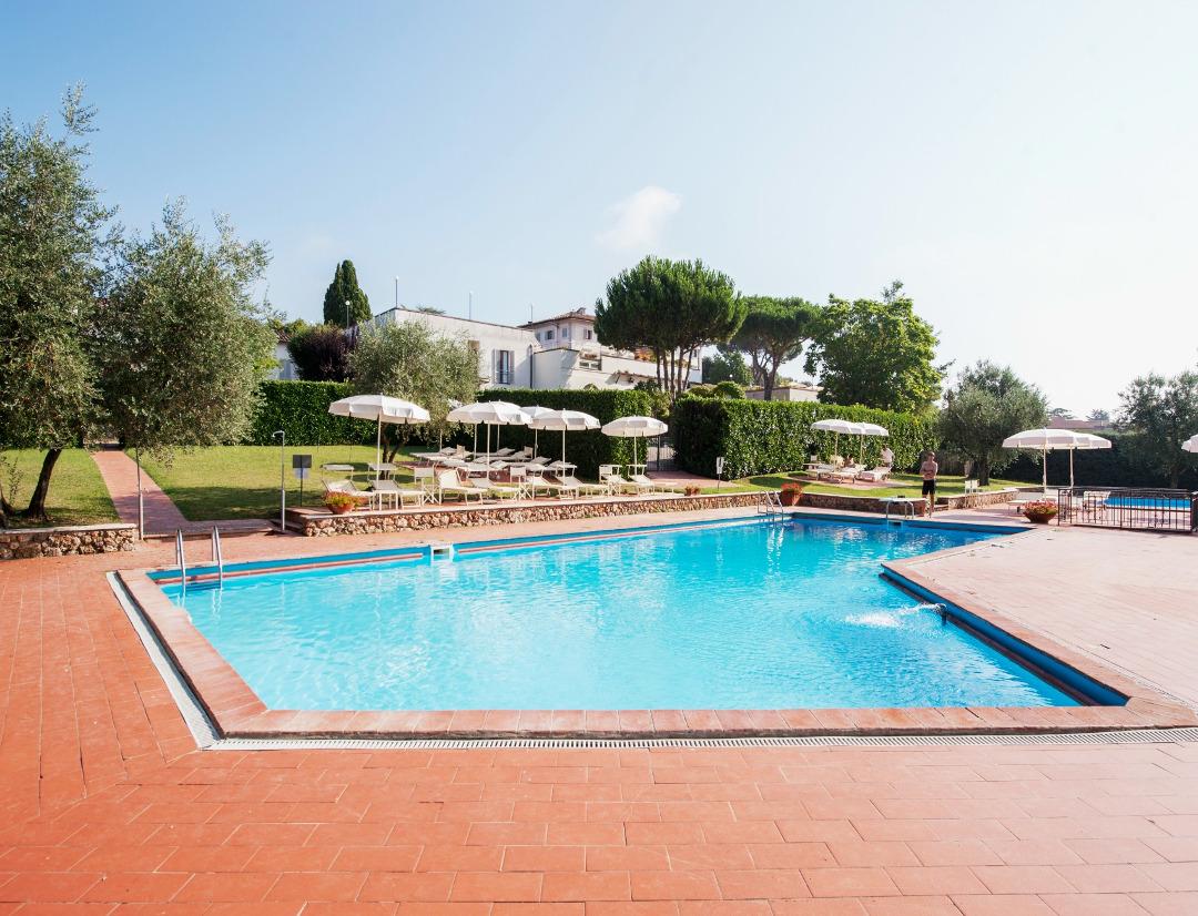 Hotel Garden Siena Restaurant Garden Ftempo