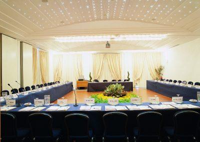 Salle des Mimosas