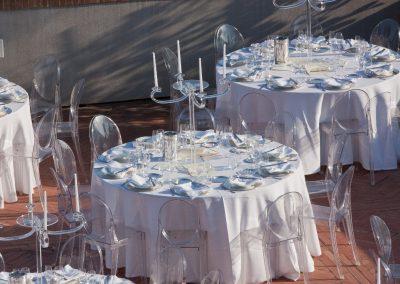 Matrimonio terrazza