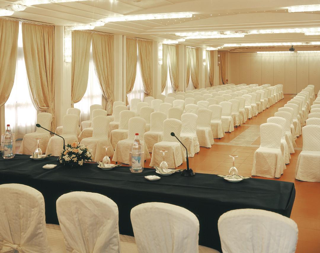 Salas de reunião Hotel Garden