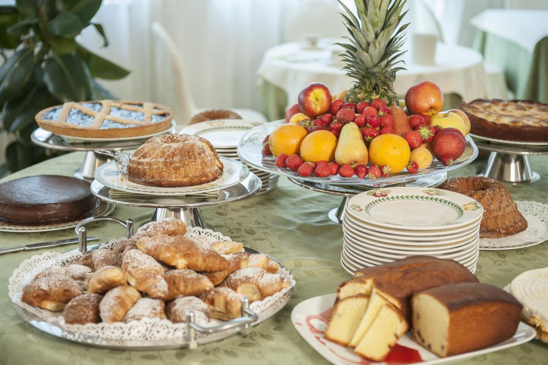 Obst und Desserts