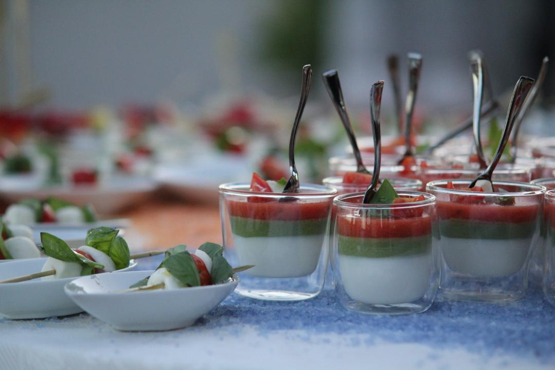 detalles aperitivos