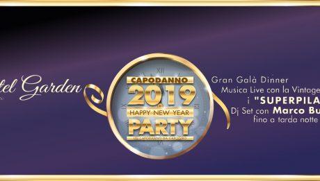 Offerta Capodanno 2019 - Hotel Garden Siena